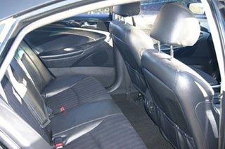 2011 Hyundai i45 YF MY11 Elite Black 6 Speed Automatic Sedan