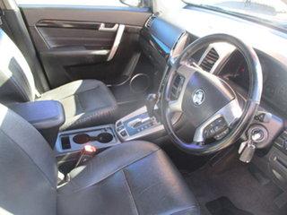 2013 Holden Captiva CG MY13 7 LX (4x4) Black 6 Speed Automatic Wagon