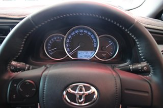 2016 Toyota Corolla ZRE182R Ascent Sport S-CVT Inferno 7 Speed Constant Variable Hatchback