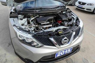 2015 Nissan Qashqai J11 ST Silver 6 Speed Manual Wagon