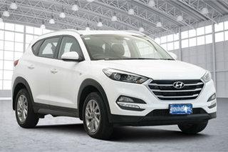 2018 Hyundai Tucson TL2 MY18 Active 2WD White 6 Speed Manual Wagon.