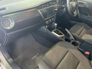 2013 Toyota Corolla ZRE182R Ascent Sport S-CVT Positano Bronze 7 Speed Constant Variable Hatchback