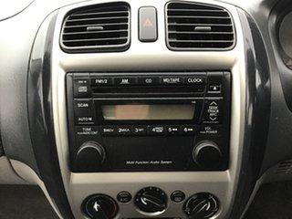 2003 Mazda 323 BJ II-J48 Astina Gold 5 Speed Manual Hatchback