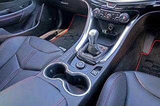 2017 Holden Commodore VF II MY17 Motorsport Edition Red 6 Speed Manual Sedan