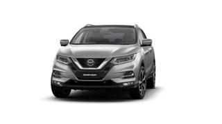 2021 Nissan Qashqai J11 Series 3 MY20 Ti X-tronic Platinum 1 Speed Constant Variable Wagon.