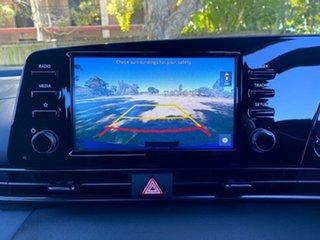 2021 Hyundai i30 CN7.V1 MY21 N Line D-CT Special Edition Phantom Black 7 Speed