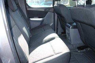 2013 Mazda BT-50 UP0YF1 XT 4x2 Hi-Rider Grey 6 Speed Manual Utility