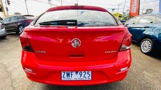2013 Holden Cruze JH Series II MY13 Equipe Red 5 Speed Manual Hatchback