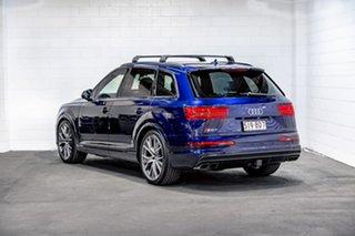 2019 Audi SQ7 4M MY19 TDI Tiptronic Blue 8 Speed Sports Automatic Wagon.