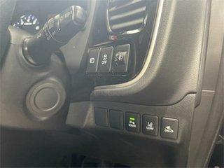 2019 Mitsubishi Outlander ZL LS Black Constant Variable Wagon