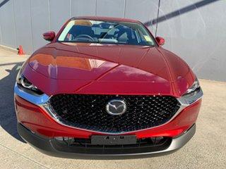 2021 Mazda CX-30 DM4WLA G25 SKYACTIV-Drive i-ACTIV AWD Astina Soul Red Crystal 6 Speed