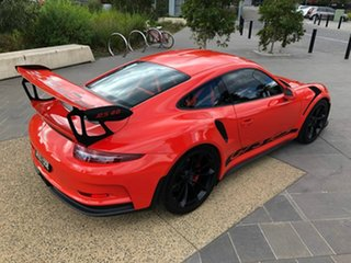 2016 Porsche 911 991 MY16 GT3 PDK RS Orange 7 Speed Sports Automatic Dual Clutch Coupe