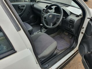 2002 Holden Barina XC 4 Speed Automatic Hatchback.
