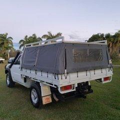 2001 Nissan Patrol GU ST 5 Speed Manual Cab Chassis.