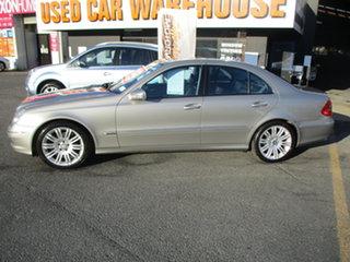 2008 Mercedes-Benz E350 211 MY07 Upgrade Avantgarde Grey 7 Speed Automatic G-Tronic Sedan.