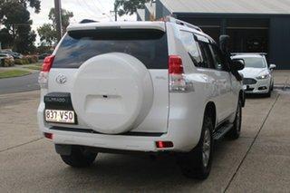 2012 Toyota Landcruiser Prado KDJ150R 11 Upgrade GXL (4x4) 5 Speed Sequential Auto Wagon