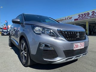 2019 Peugeot 3008 P84 MY19 Allure SUV Silver 6 Speed Sports Automatic Hatchback
