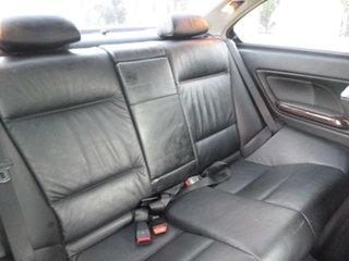 2001 BMW 325Ci E46 325Ci Black Sports Automatic Coupe