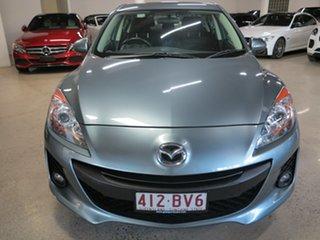 2012 Mazda 3 BL10F2 Maxx Activematic Sport Grey 5 Speed Sports Automatic Sedan.