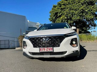 2020 Hyundai Santa Fe TM.2 MY20 Highlander White Cream 8 Speed Sports Automatic Wagon.