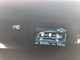 2016 Toyota Prius v ZVW40R Upgrade Hybrid Graphite Continuous Variable Wagon