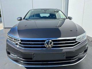 2021 Volkswagen Passat 3C (B8) MY21 162TSI DSG Elegance Manganese Grey 6 Speed.