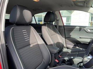2021 Kia Rio YB MY21 GT-Line DCT Red 7 Speed Sports Automatic Dual Clutch Hatchback