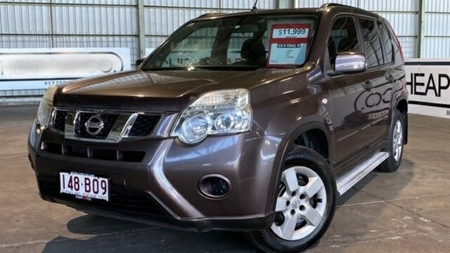 Used Nissan X-Trail T31 MY10 ST Rocklea, 2010 Nissan X-Trail T31 MY10 ST Bronze 1 Speed Constant Variable Wagon