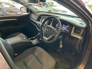 2019 Toyota Kluger GSU55R GX AWD Brown 8 Speed Sports Automatic Wagon