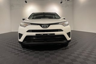 2017 Toyota RAV4 ALA49R GX AWD Glacier 6 speed Automatic Wagon.