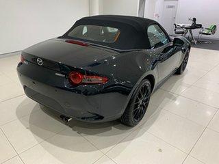 2021 Mazda MX-5 ND GT SKYACTIV-MT RS Jet Black 6 Speed Manual Roadster.