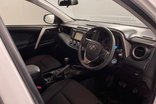 2017 Toyota RAV4 ALA49R GX AWD Glacier 6 speed Automatic Wagon