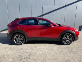 2021 Mazda CX-30 DM4WLA G25 SKYACTIV-Drive i-ACTIV AWD Astina Soul Red Crystal 6 Speed.