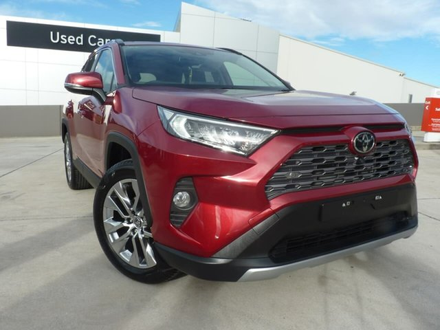Pre-Owned Toyota RAV4 Mxaa52R Cruiser 2WD Blacktown, 2020 Toyota RAV4 Mxaa52R Cruiser 2WD Atomic Rush 10 Speed Constant Variable Wagon