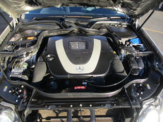 2008 Mercedes-Benz E350 211 MY07 Upgrade Avantgarde Grey 7 Speed Automatic G-Tronic Sedan