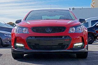 2017 Holden Commodore VF II MY17 Motorsport Edition Red 6 Speed Manual Sedan.