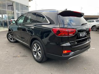 2020 Kia Sorento UM MY20 SLi AWD Black 8 Speed Sports Automatic Wagon.