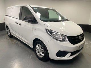 2020 LDV G10 SV7C White 6 Speed Automatic Van.