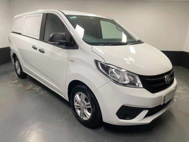 Used LDV G10 SV7C Rutherford, 2020 LDV G10 SV7C White 6 Speed Automatic Van