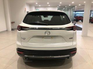 2021 Mazda CX-9 TC Azami SKYACTIV-Drive i-ACTIV AWD Snowflake White 6 Speed Sports Automatic Wagon