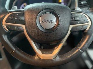 2016 Jeep Grand Cherokee WK MY16 75th Anniversary Black 8 Speed Sports Automatic Wagon