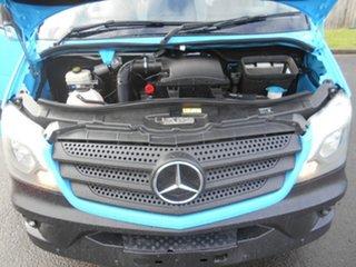 2015 Mercedes-Benz Sprinter 906 MY14 516CDI LWB Hi Roof White 7 Speed Automatic Van