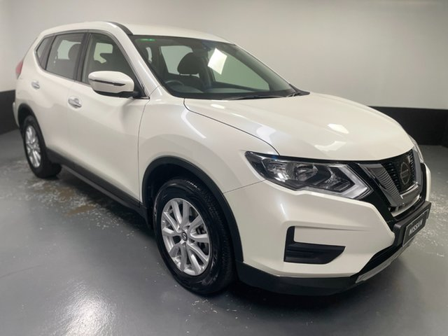 Used Nissan X-Trail T32 Series II ST X-tronic 2WD Cardiff, 2019 Nissan X-Trail T32 Series II ST X-tronic 2WD White 7 Speed Constant Variable Wagon