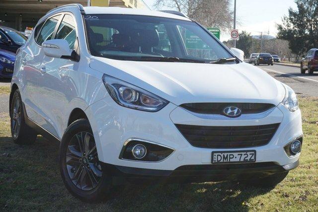 Used Hyundai ix35 LM3 MY15 SE Phillip, 2015 Hyundai ix35 LM3 MY15 SE White 6 Speed Sports Automatic Wagon