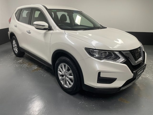 Used Nissan X-Trail T32 Series II ST X-tronic 2WD Rutherford, 2019 Nissan X-Trail T32 Series II ST X-tronic 2WD White 7 Speed Constant Variable Wagon