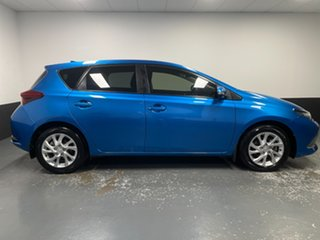 2015 Toyota Corolla ZRE182R Ascent S-CVT Blue 7 Speed Constant Variable Hatchback