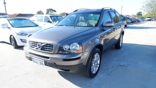 2011 Volvo XC90 P28 MY11 D5 Geartronic Bronze 6 Speed Sports Automatic Wagon.