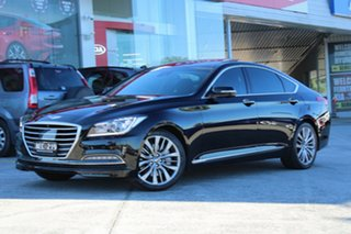 2015 Hyundai Genesis DH Ultimate Pack Black 8 Speed Sports Automatic Sedan.