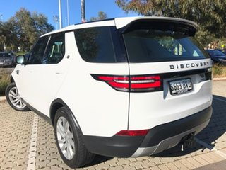 2017 Land Rover Discovery Series 5 L462 MY18 HSE White 8 Speed Sports Automatic Wagon