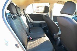 2005 Toyota Yaris NCP91R YRS White 5 Speed Manual Hatchback